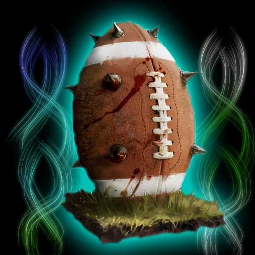 Logo Blood Bowl